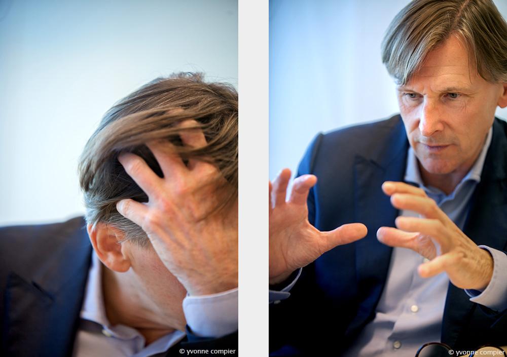 Jeroen van den Hoven is filosoof aan de TU delft