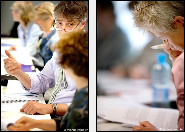 Een reportage van een onderwijssituatie voor FPP